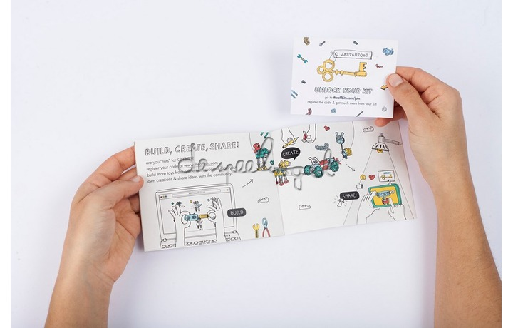 5039001 Charakter Kit - Carebit