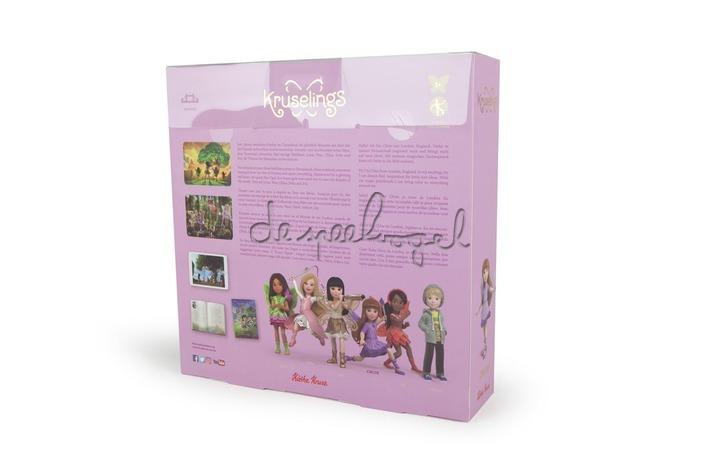 Chloe Kruselings Doll (Deluxe Set)