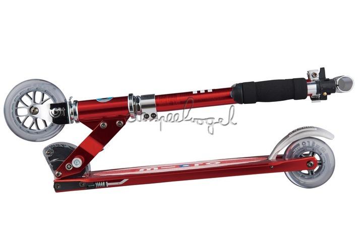 Micro Sprite Special Edition Rood Stripe SA0178
