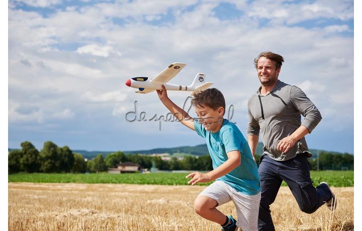 303521 Terra Kids - Maxi-werpvliegtuig