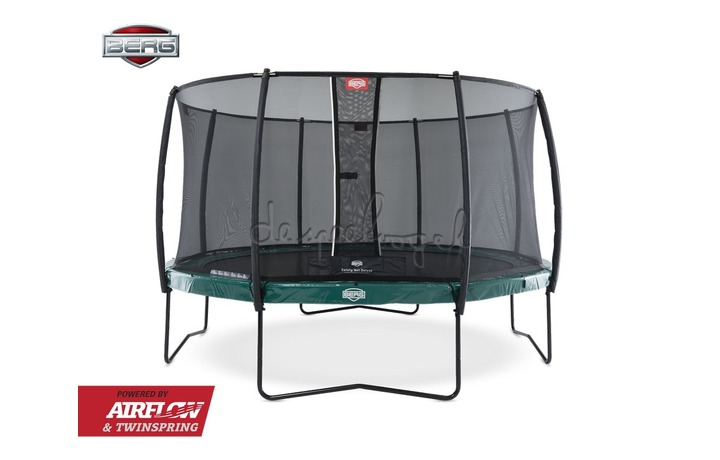 BERG Elite+ - Regular + Safety Net 330/380/430 /Op bestelling