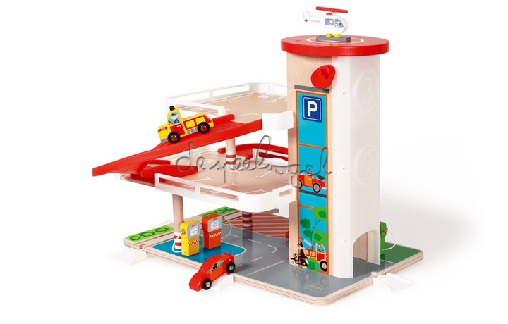 6181085 Garage contiloop -On the road