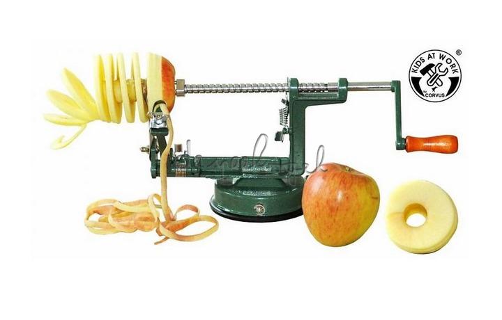 600155 Appelschilmachine