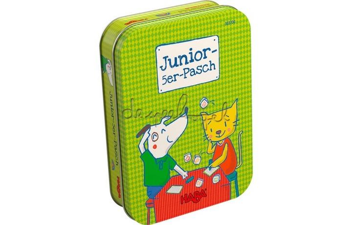 303700 Spel - Junior Dobbel vijf