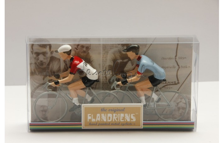 Box Flandriens 1 Faema/Alcyon