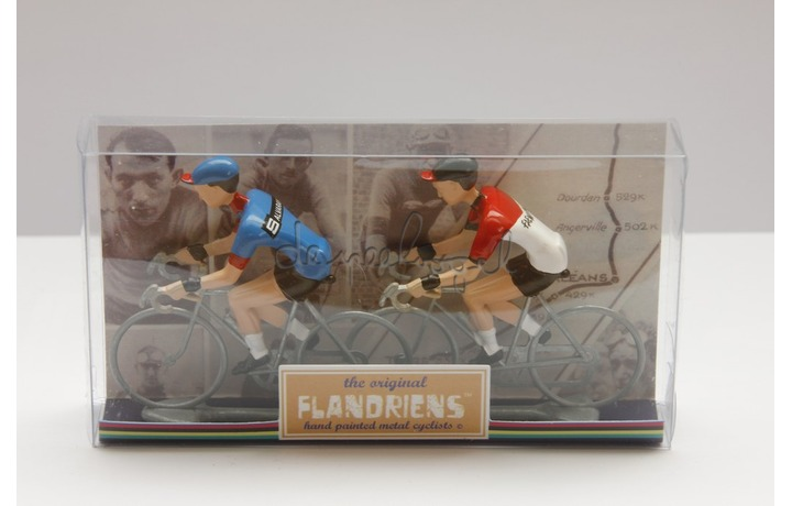 Box Flandriens 2 Salvarani/Faemino