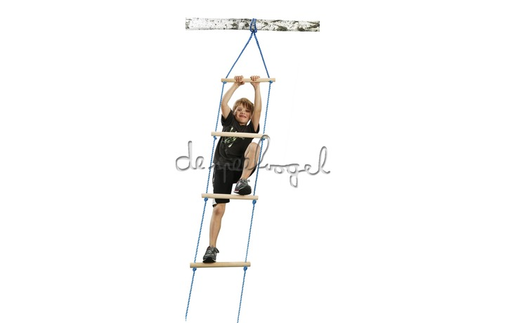 980021 Slackers Ninja Line Ladder