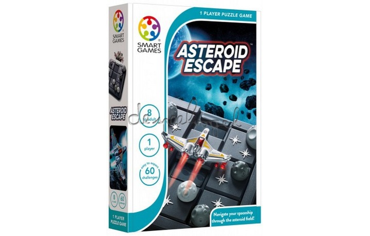 SG 426 Asteroid Escape (60 opdrachten) - NEW 2018