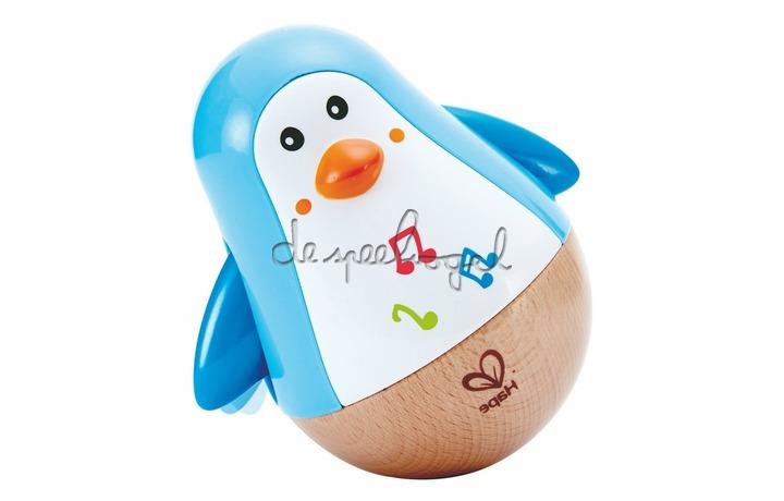 E0331 Pinguin Muzikale Wobbler