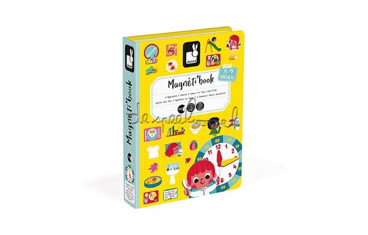 J02724 Magneti'Book Ik Leer Het Uur