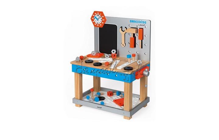 J06477 Grote Magnetische Werkbank Brico'Kids