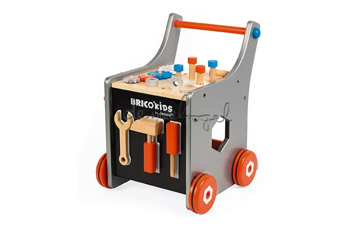 J06478 Magnetisch Wagentje Brico'Kids