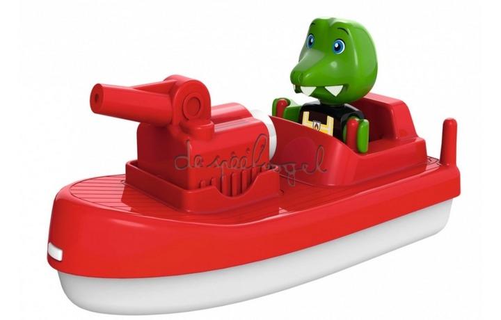 262 Brandweerboot met Nils