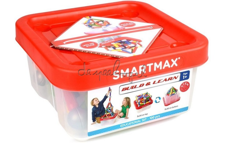 SMX 908 SmartMax Build & Learn 100 st - NEW 2016