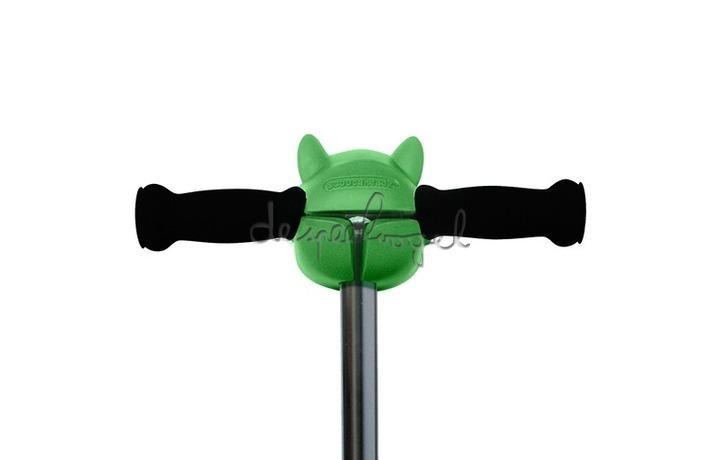 Scootaheadz Dino Green AC10102