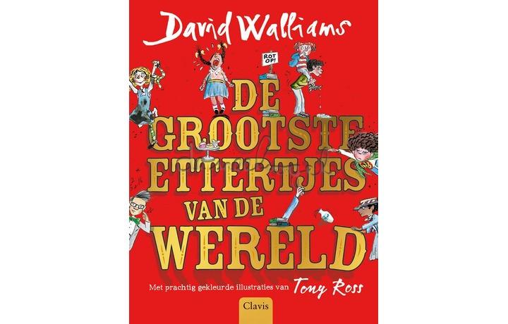Grootste Ettertjes Van De Wereld / Walliams
