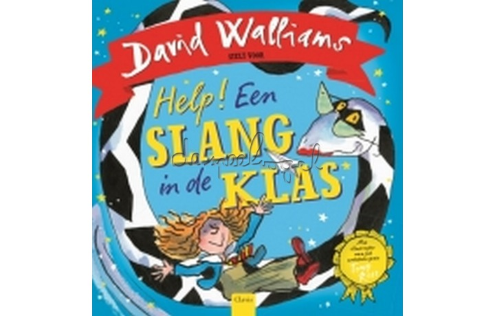 Help! Een slang in de klas / Walliams, David