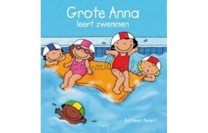 Grote Anna Leert Zwemmen / Amant