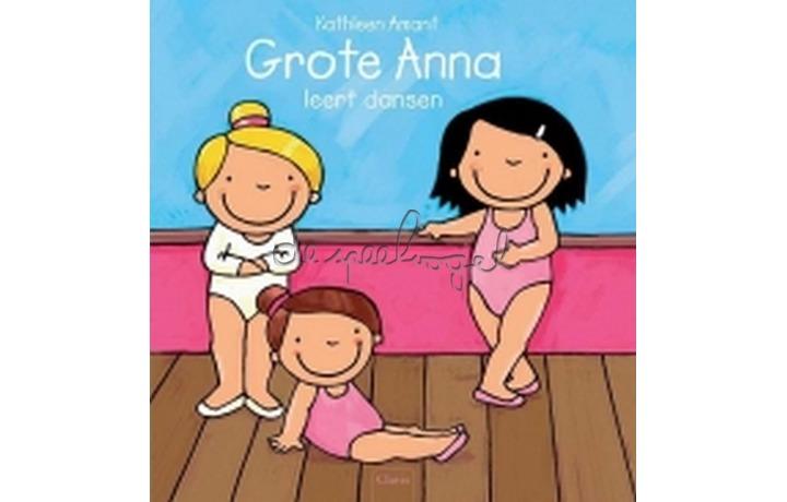 Grote Anna leert dansen / Amant, Kathleen