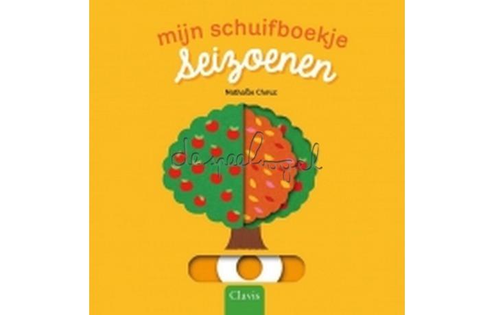 Mijn Schuifboekje Seizoenen / Choux