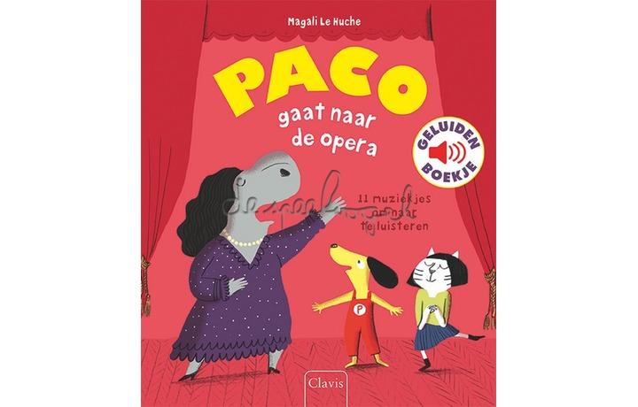 Paco Gaat Naar De Opera / Le Huche