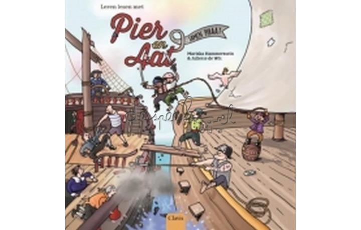 Pier en Aat samen piraat / Hammerstein, Mariska
