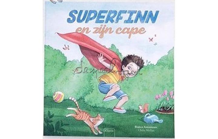 Superfinn En Zijn Cape / Antonissen
