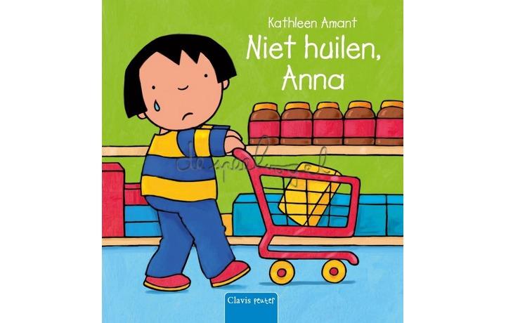 Niet Huilen, Anna / Amant