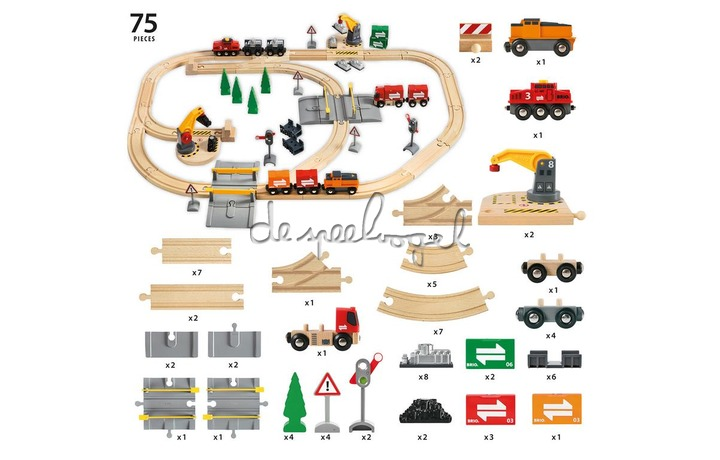 33165 Lift and load Railway set