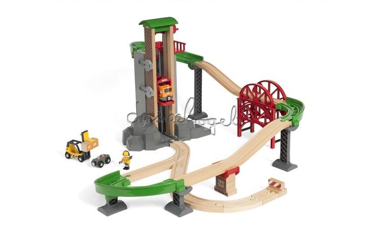 33887 Lift and load warehouse set