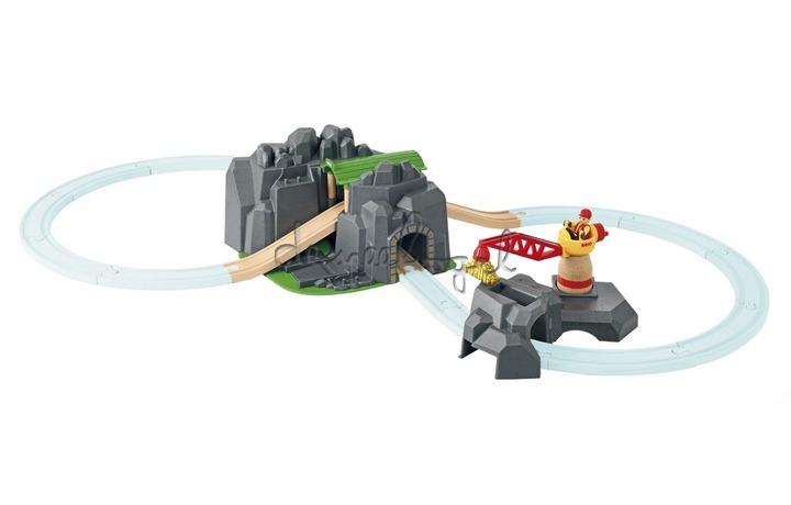 33889 Kraan met bergtunnels