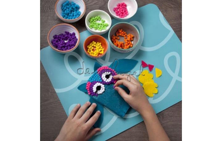 Craft LO1694 Pom Owl Kit