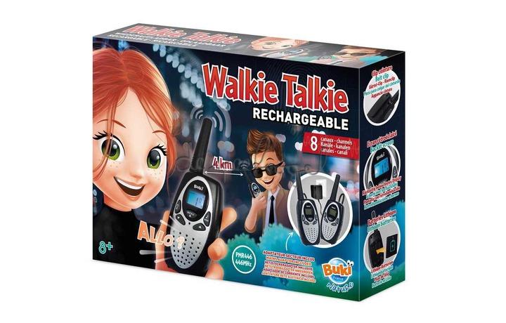 TW02 Herlaadbare Walkie Talkie