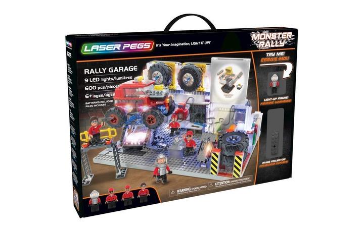 18205 Rally Garage