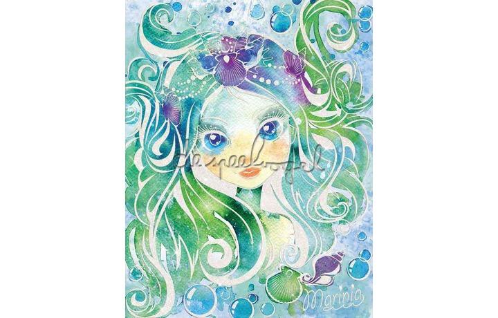 11105 Magische Aquarel