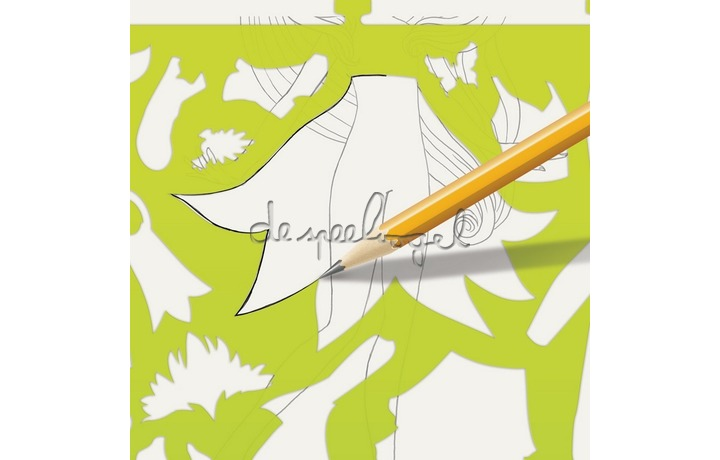 11103 Creatief schetsboek - Petulia