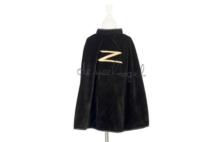 100731 Black cape Zoro 104-128 cm (4-8j)