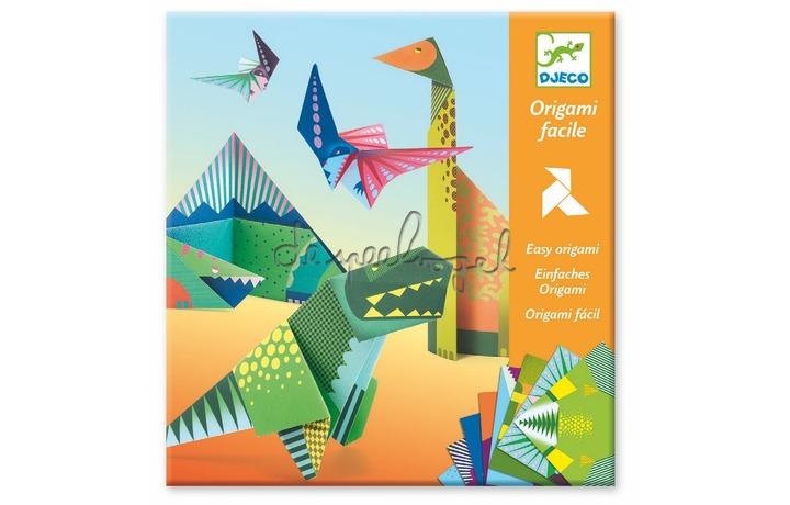 DJ08758 Origami, Dinosaures