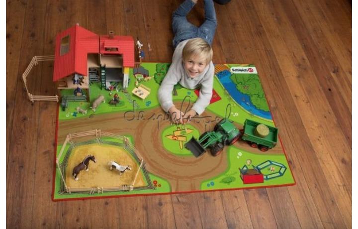 42442 Speelmat Voor De Boerderij