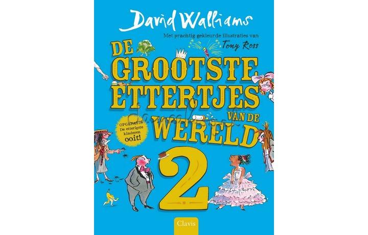 Grootste Ettertjes Van De Wereld 2 / Walliams