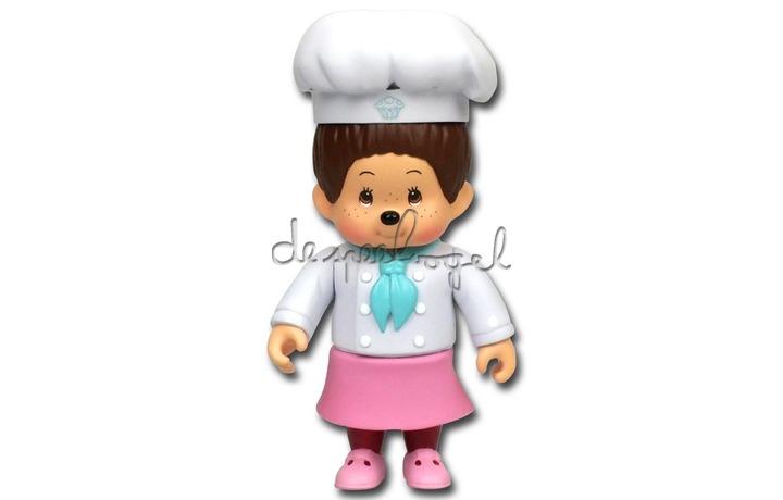 81510 Monchhichi TV - Bess the Baker