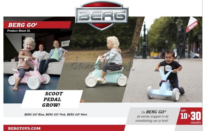 BERG Go2 Munt
