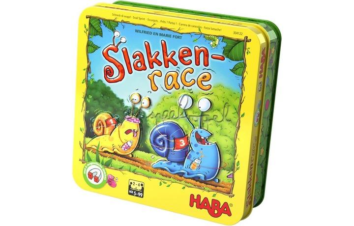 304122 Spel - Slakkenrace
