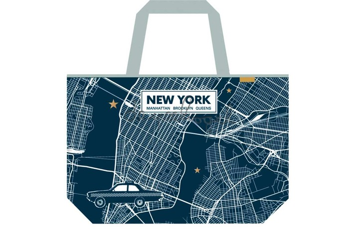 14918 Shoppingtas New York