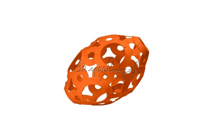 Foooty Pack Reisvoetbal Oranje
