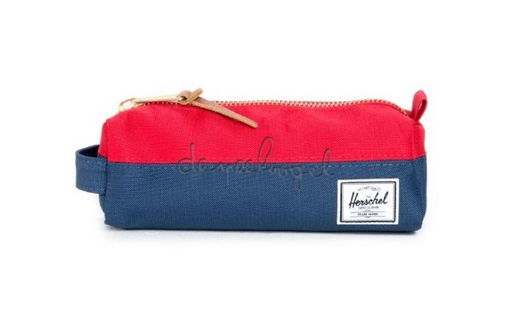10071-00018 Pennenzak Case Navy/Red