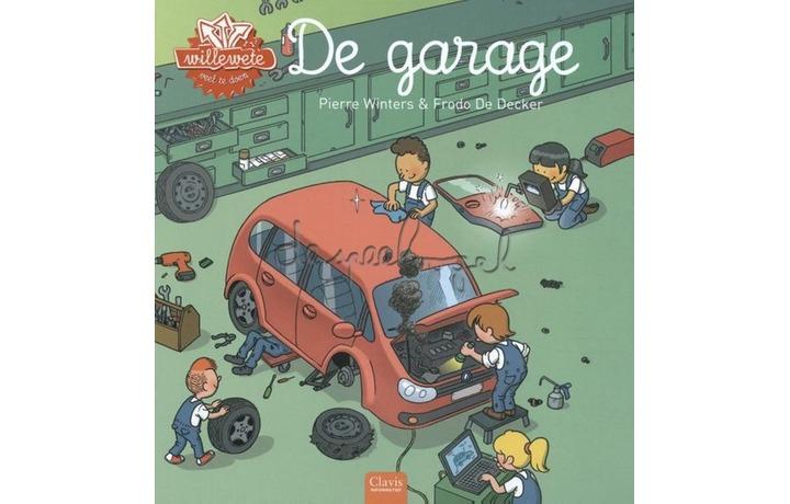Willewete.De Garage / Winters, P.