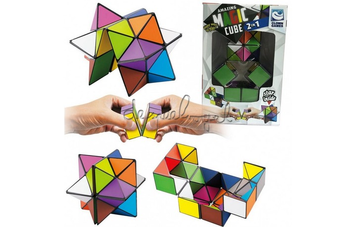 Magic Cube 2 in 1