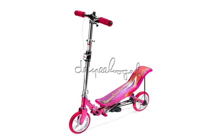 916082 Space Scooter Roze