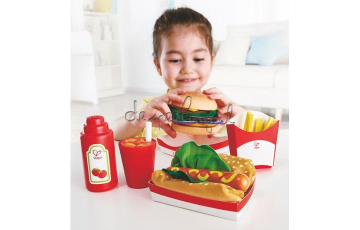 3160 Fast Food Set